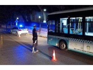 Güzergah saatlerine uymayan halk otobüslerine ceza