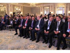 Bülent Aksu: ''KTKB, 6.4 milyar euroluk yatırımla bölgede yaklaşık 400 projeye destek vermiştir''