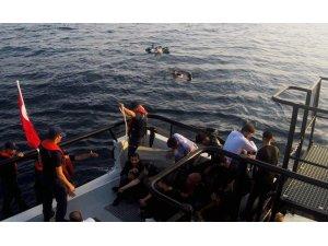Bodrum'da batan teknede 8 cesede ulaşıldı