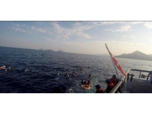 Bodrum'da batan teknede 12 kişinin cesedine ulaşıldı