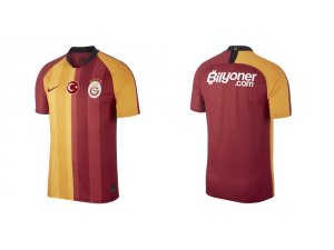Galatasaray'ın gelecek sezon iç sahada giyeceği forma belli oldu