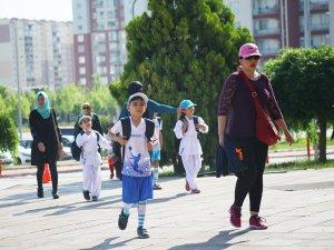 Selçuklu'da Yaz Spor Okulları 11 bin öğrenciyle başladı