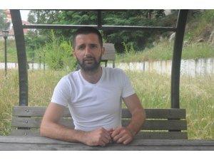 Zonguldak Kömürspor'da sözleşmesi sona eren kaptan Mert Caymaz: