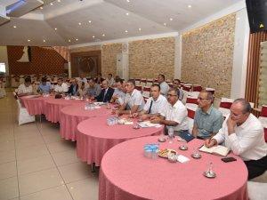 Konya'da müdürler toplantısı