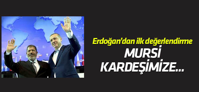 Cumhurbaşkanı Erdoğan: Mısır halkının başı sağolsun