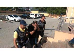 Amasya'da uyuşturucu operasyonuna 3 tutuklama