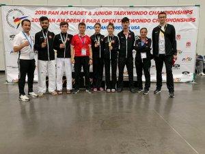 Para-Taekwondocular 2020'ye yürüyor