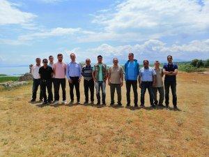 Beyşehir Gölü Uzun Devreli Gelişim Planı çalışmaları sürüyor