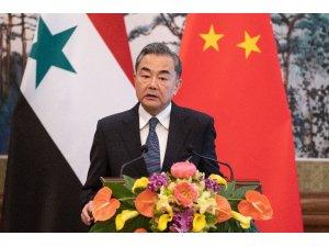"""Çin'den ABD'ye uyarı: """"Dünya, Orta Doğu'da Pandoranın kutusunu açmasın"""""""