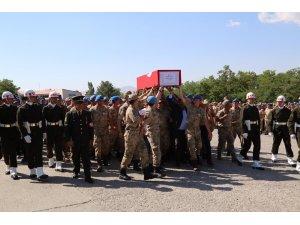 Teröristlerin 4 yıl önce kaçırdığı Uzman Çavuş Polat'ın naaşına ulaşıldı
