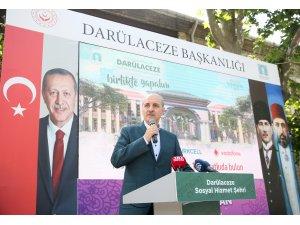 """""""Abdülhamid Han ile Atatürk'ü birbirinden ayırmak tarihe ihanettir"""""""