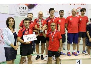 Konya BARO şampiyon