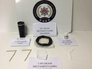 """Yalova'da uyuşturucuya """"Zeytin"""" geçit vermedi"""