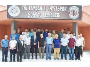 TKİ Tavşanlı Linyitspor'da Akın Şirin yeniden başkan