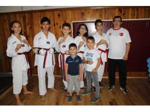 Muğla'da Yıldızlar ve Ümitler Taekwondo İl Şampiyonası yapıldı