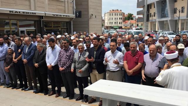 Kulu'da Mursi için gıyabi cenaze namazı kılındı