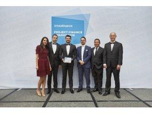 EMEA Finance'dan iki büyük ödül