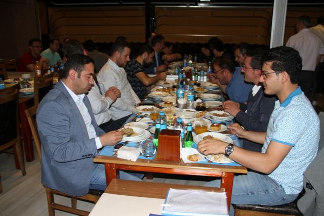 Huğlu'daki silah üreticilerinden istişare toplantısı