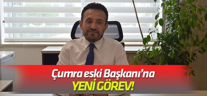 Mehmet Oğuz'a yeni görev!