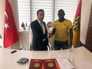 Yeni Malatyaspor, Moryke Fofana ile 2 yıllık sözleşme imzaladı