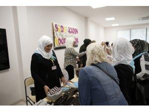 Türk, Suriyeli ve Afgan kadınlar Gaziantep'te kooperatif kurdu