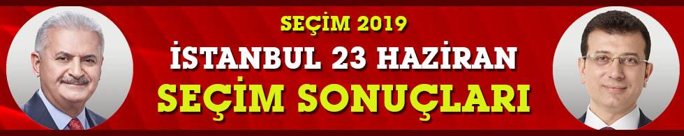 İstanbul 23 Haziran seçim sonuçları