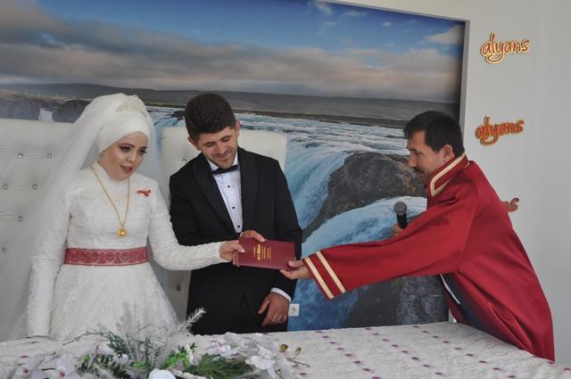 Rabia ile Hasan evlendiler