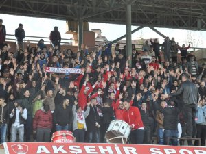 Akşehirspor'a seyircisiz oynama cezası