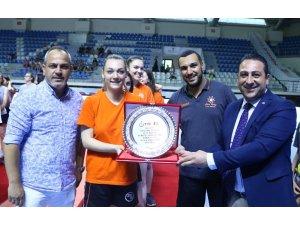 Genç Kızlar Türkiye Şampiyonası sona erdi