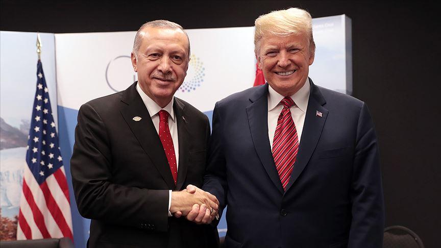 Trump'tan Türkiye ve F-35 açıklaması