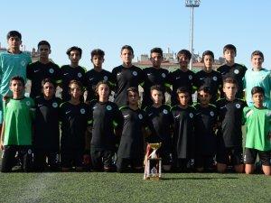 U13 Ligi'nde Şampiyon Konyaspor