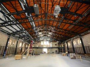 Tantavi Görsel Sanatlar Merkezi 15 Temmuz'da açılıyor!