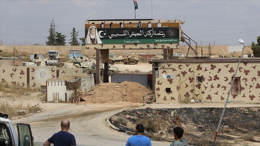Libya'da Hafter güçleri kadın milletvekilini kaçırdı