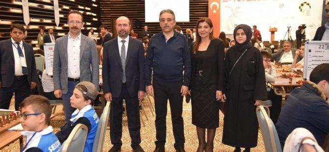 Satranç Federasyonu Konya'yı sevdi