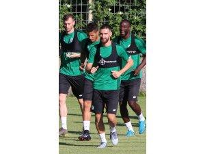 Riad Bajic, 2 yıl sonra Konyaspor formasıyla