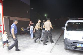 Cezaevi firarileri Karapınar'da yakalandı