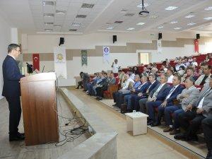 Konya'da ICMME konferansı