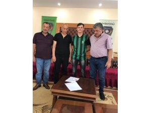 Sarayönü Belediyespor'da ilk imzalar