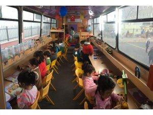 40 bin çocuğun ayağına ana sınıfı eğitimi götürdü