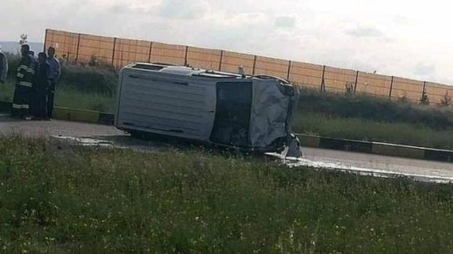 3 ölü, 6 yaralı... Eskişehir'de katliam gibi kaza!
