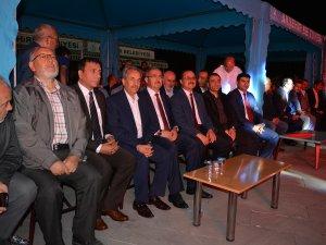 Rektör Şahin'den Akşehir'de 15 Temmuz Açık Hava Konferansı