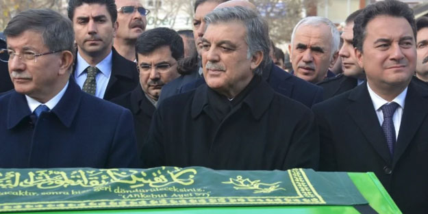 Abdüllatif Şener'den Gül, Babacan ve Davutoğlu'na çağrı