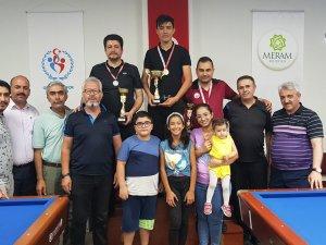 15 Temmuz Bilardo Turnuvası Heyecanı sona erdi