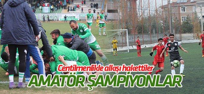 Konya amatör futbol şampiyonları