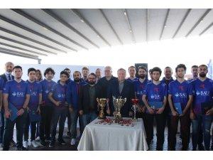Şampiyonlar Hong Kong'ta Türkiye'yi temsil edecek