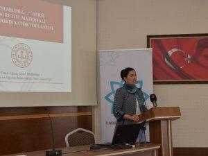 MEB Konya'da materyal toplantısı