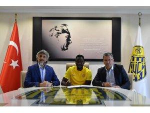 MKE Ankaragücü, Moke ile yeni anlaşma imzaladı