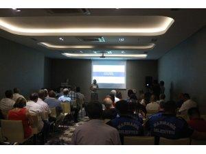 Marmaris'te 'Terörle  Mücadele Farkındalık' toplantısı yapıldı