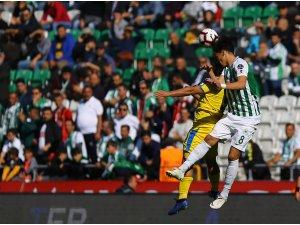 Konyaspor'un ilk yarıda 9 maçı deplasmanda