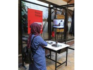 Hollandalı tasarımcıların eserleri Konya'da sergileniyor